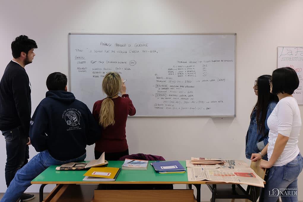 Il Quotidiano in classe