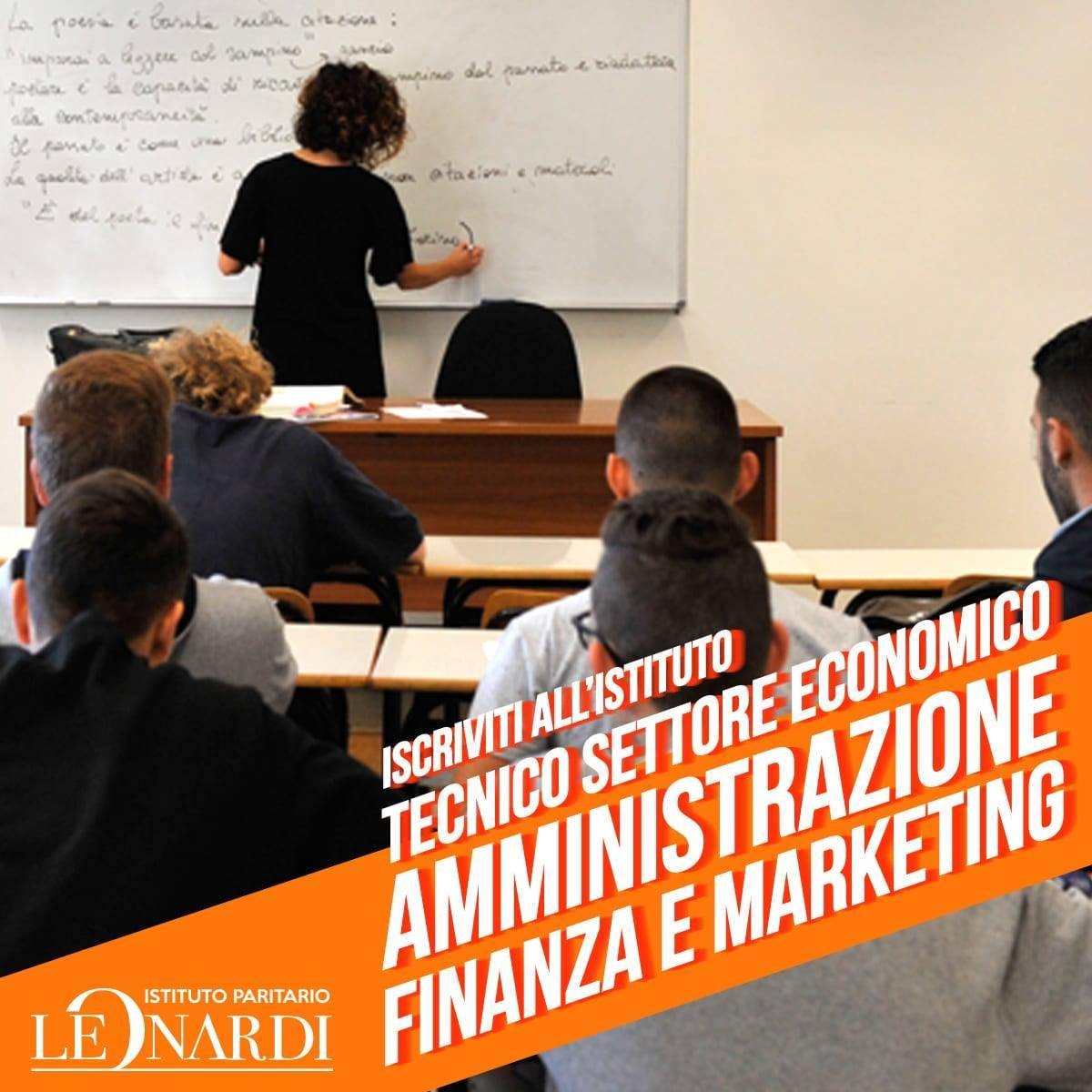Istituto tecnico settore economico AFM Leonardi Perugia