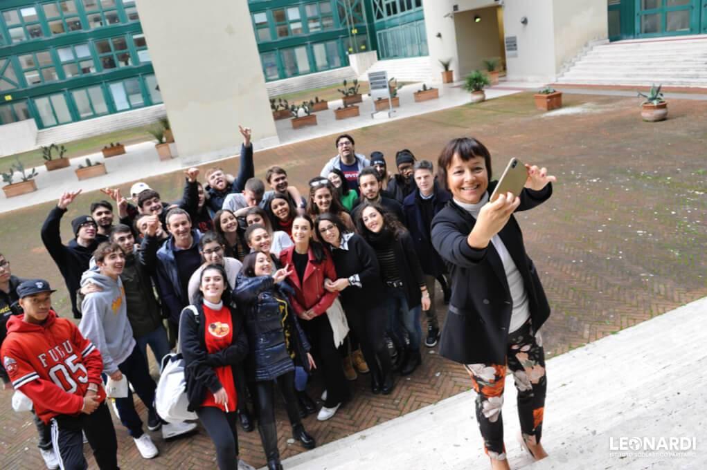 Educazione fisica alla palestra Corpus di Perugia